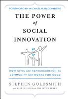 The Power of Social Innovation PDF