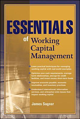 Essentials of Working Capital Management PDF