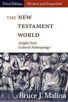 The New Testament World PDF