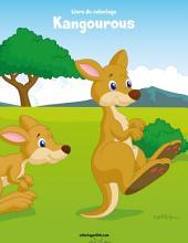 Livre de coloriage Kangourous 1