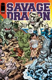 Savage Dragon #210