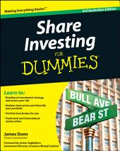 Share Investing For Dummies: Edition 3
