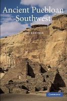 Ancient Puebloan Southwest PDF