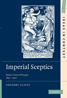 Imperial Sceptics PDF