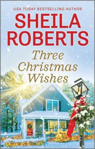 Three Christmas Wishes Book