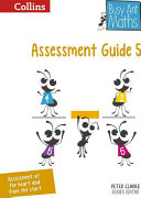 Busy Ant Maths -- Assessment Guide 5