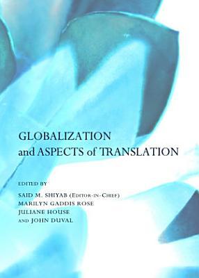 Globalization and Aspects of Translation PDF