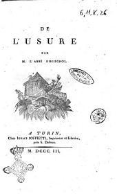 Collection complète des oeuvres de Jean Joseph Rossignol Jésuite disposées par ordre des matières. Vol. 1. [-32.]: 9.me recueil. Droit vol. 1, Volume14