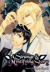 A Strange and Mystifying Story, Vol. 1 (Yaoi Manga)