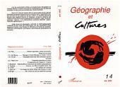 Géographie et cultures n°14
