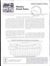 Weekly Retail Sales: Volume 3