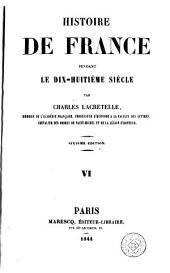 Histoire de France, 6