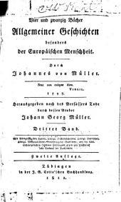 Vier und zwanzig bücher allgemeiner geschichten besonders der europäischen menschheit: Band 3