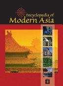 Encyclopedia of Modern Asia