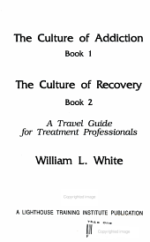 The Culture of Addiction  Book 1   The Culture of Recovery  Book 2 PDF