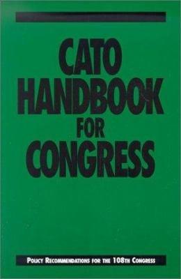 Cato Handbook for Congress