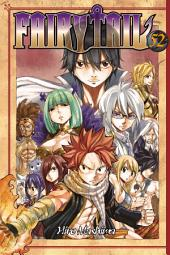 Fairy Tail: Volume 52