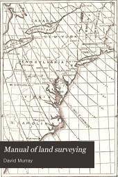 Manual of Land Surveying