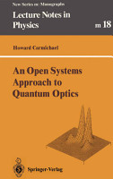 An Open Systems Approach to Quantum Optics PDF