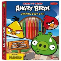 Learn to Draw Angry Birds Drawing Book   Kit PDF