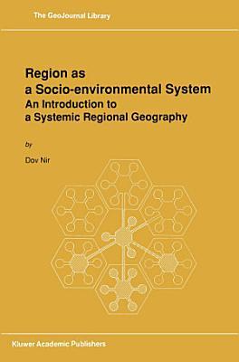 Region as a Socio environmental System PDF