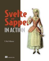 Svelte and Sapper in Action PDF