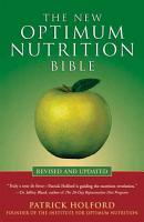 The New Optimum Nutrition Bible PDF