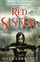 Red Sister  Book of the Ancestor  Book 1  PDF
