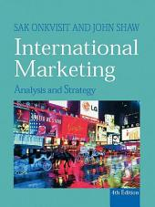 International Marketing: Strategy and Theory, Edition 4