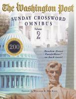 The Washington Post Sunday Crossword Omnibus PDF