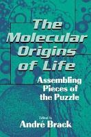 The Molecular Origins of Life PDF