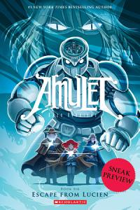 Amulet  6  Escape From Lucien  Free Preview Edition  Book