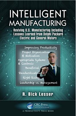 Intelligent Manufacturing