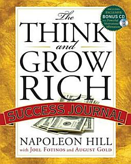The Think and Grow Rich Success Journal Book