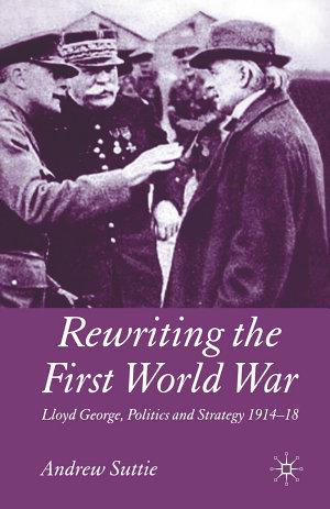 Rewriting the First World War