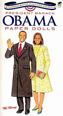 President Barack Obama Paper Dolls