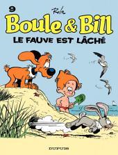 Boule et Bill - Tome 9 - Le fauve est lâché