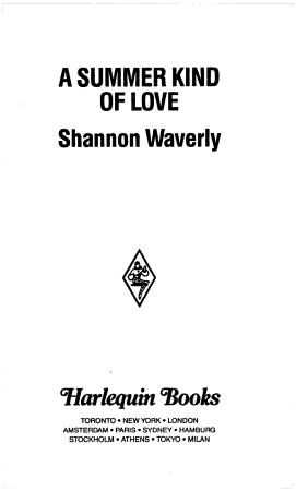 A Summer Kind of Love PDF