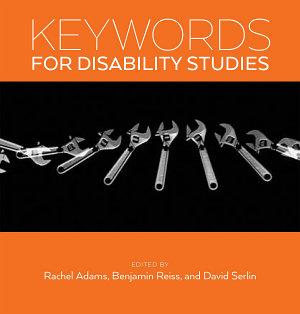 Keywords for Disability Studies PDF