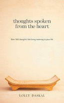 Thoughts Spoken from the Heart