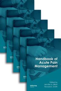 Handbook of Acute Pain Management PDF