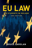 EU Law for Students in Ireland PDF