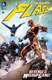 Flash (2012-) #34