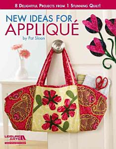 New Ideas for Applique Book