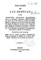 Tratado de las hernias