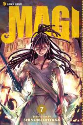 Magi: The Labyrinth of Magic, Vol. 7: The Labyrinth of Magic