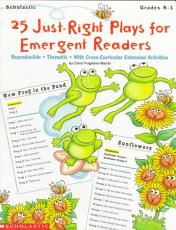 25 Just right Plays for Emergent Readers PDF