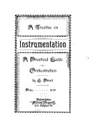 A Treatise on Instrumentation PDF