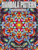 Adult Coloring Book - Mandala Pattern