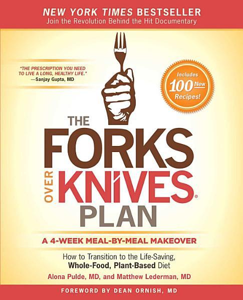 Download The Forks Over Knives Plan Book